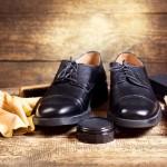 Jakie buty do spodni garniturowych ?